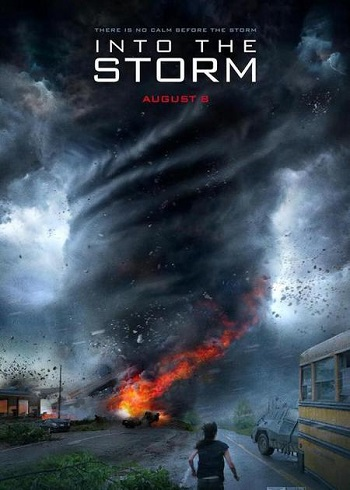 Filem Wayang Movie August 2014 Into The Storm