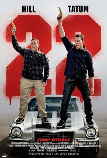 Movie July 2014: 22 Jump Street
