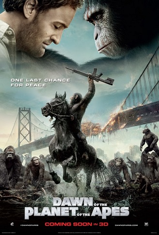 Movie July 2014 Dawn Of The Planet Of The Apes