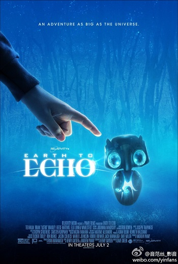 Filem Wayang Movie July 2014 Earth To Echo