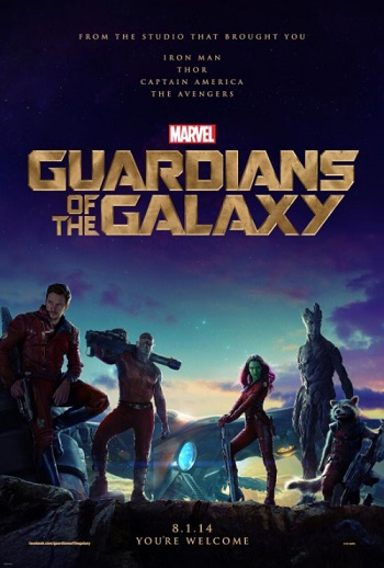 Filem Wayang Movie July 2014 Guardians Of The Galaxy