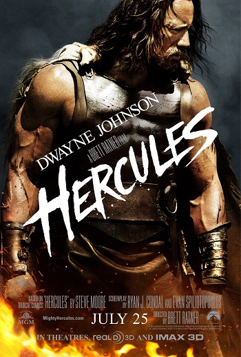 Filem Wayang Movie July 2014 Hercules