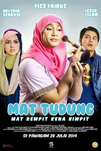Filem Wayang Movie July 2014 Mat Tudung