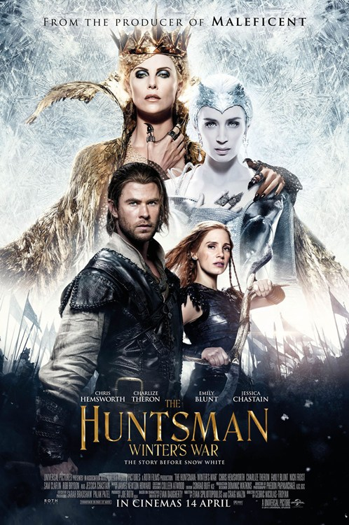 THE-HUNTSMAN-WINTER'S-WAR-filem-wayang